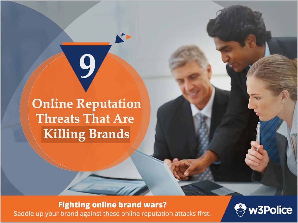 Online Reputation Threats